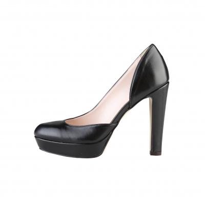 Pantofi cu toc V 1969 DOMINIQUE Negru