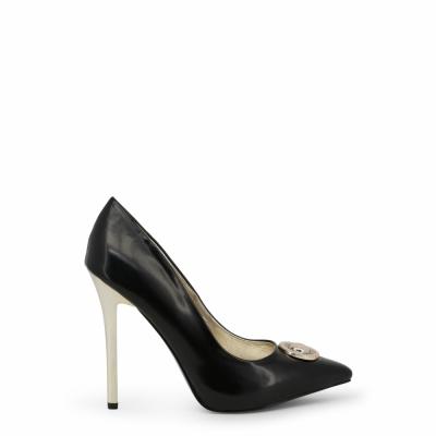 Pantofi cu toc Versace Jeans VRBS70_70076 Negru