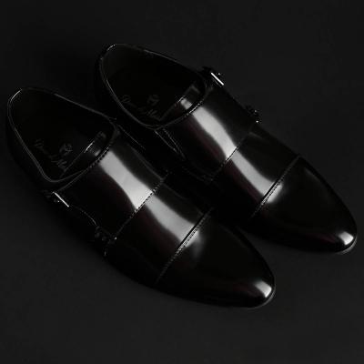 Pantofi Duca Di Morrone JAMES Negru