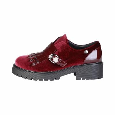 Pantofi Laura Biagiotti 2254 Rosu