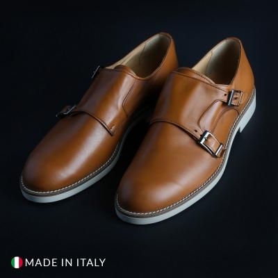 Pantofi Madrid 600_CRUST Maro