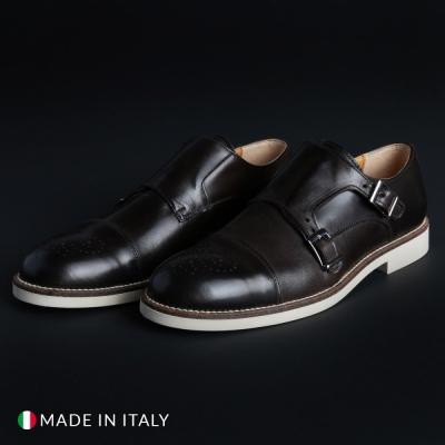 Pantofi Madrid 601_PELLE Maro