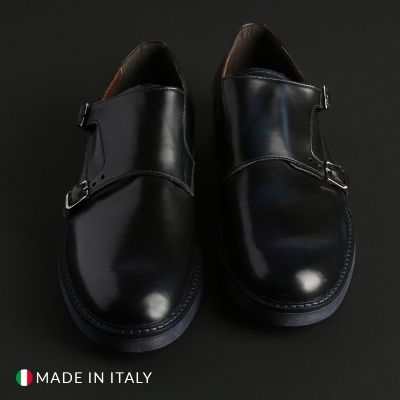 Pantofi Madrid CL600_ABRASIVATO Albastru