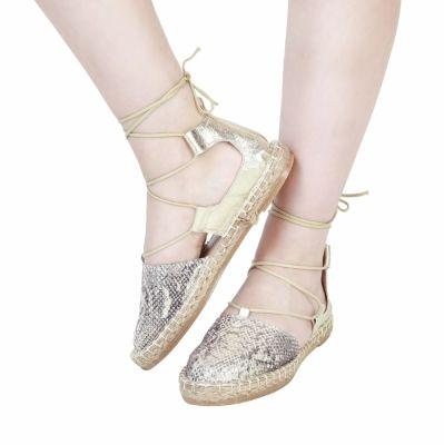 Pantofi Ana Lublin RAISSA Galben