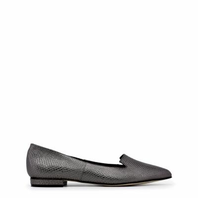 Pantofi siret Arnaldo Toscani 1157221 Gri