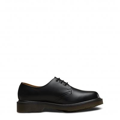Pantofi siret Dr Martens 1461_PLAIN_WELT Negru