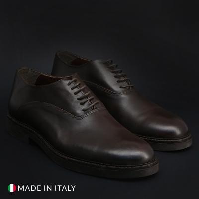 Pantofi siret Duca Di Morrone 603_PELLE Maro