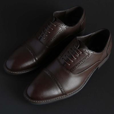 Pantofi siret Duca Di Morrone DRAKE Maro