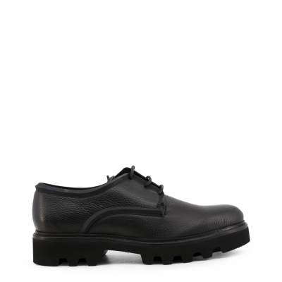 Pantofi siret Emporio Armani X4C430_XG494 Negru