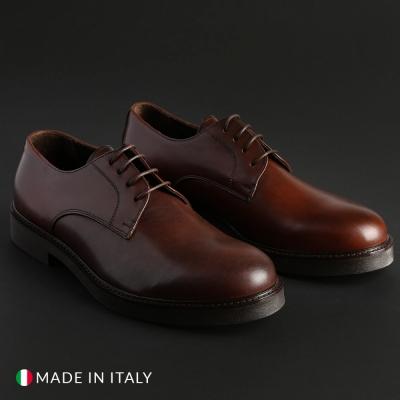 Pantofi siret Guido Bassi 7079_CRUST Maro