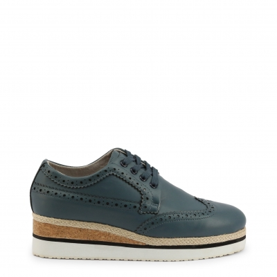 Pantofi siret Henry Cottons CORNOVAGLIA_161W76730 Albastru