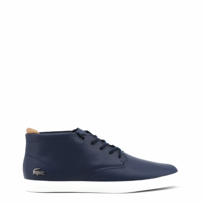 Pantofi siret Lacoste 734CAM0013_ESPERE-CHUKKA Albastru