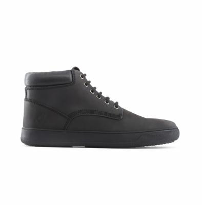 Pantofi siret Lumberjack BLAZER Negru