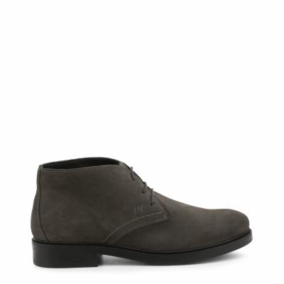 Pantofi siret Lumberjack SM33803-003 Gri
