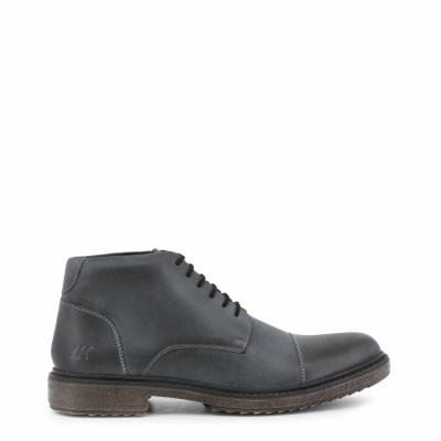 Pantofi siret Lumberjack SM52403-002 Negru