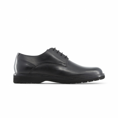Pantofi siret Lumberjack SOUSA Negru