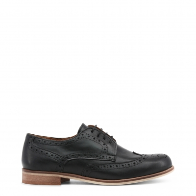 Pantofi siret Made In Italia SOUVENIR Negru