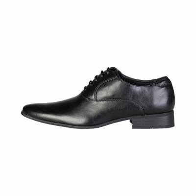 Pantofi siret Pierre Cardin M71291 Negru