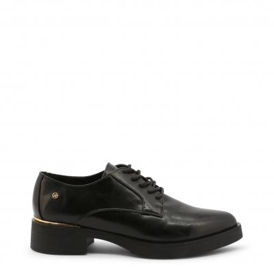Pantofi siret Roccobarocco RBSC0UX01 Negru