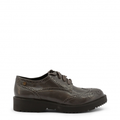 Pantofi siret Roccobarocco RBSC0VV01 Gri