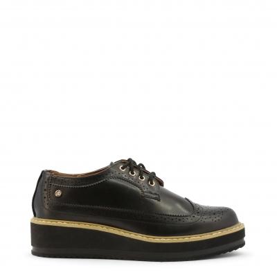 Pantofi siret Roccobarocco RBSC1JM03 Negru