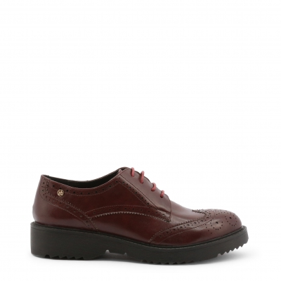 Pantofi siret Roccobarocco RBSC1JR01STD Rosu