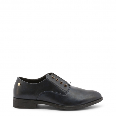 Pantofi siret Roccobarocco RBSC2F701STD Negru