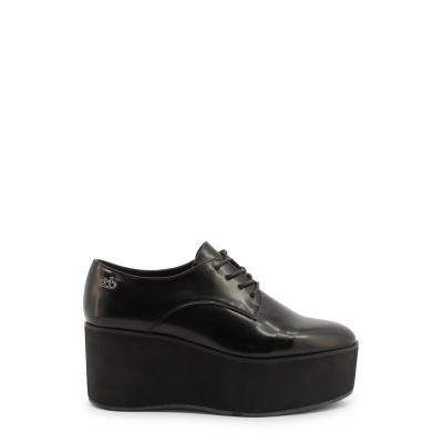 Pantofi siret Roccobarocco RBSC2GU02STD Negru
