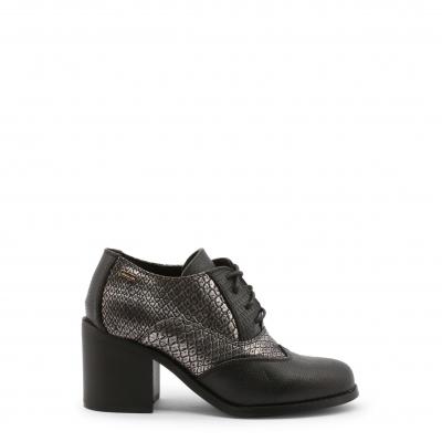 Pantofi siret Roccobarocco ROSC1LE01PIT Negru