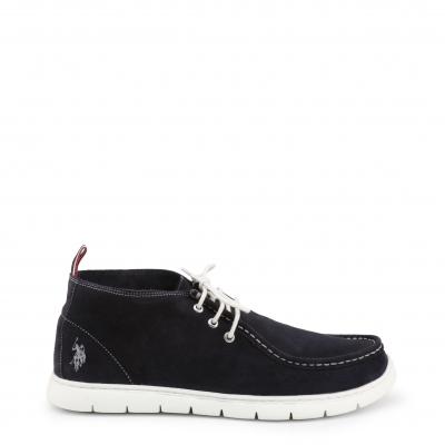 Pantofi siret U.s. Polo Assn. LENDL8184S1_S1 Albastru