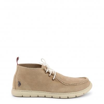 Pantofi siret U.s. Polo Assn. LENDL8184S1_S1 Maro