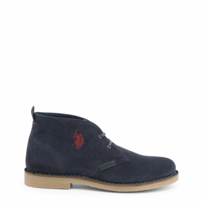 Pantofi siret U.s. Polo Assn. MUST3119S4_S19A Albastru