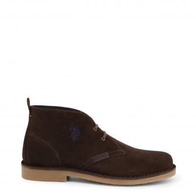 Pantofi siret U.s. Polo Assn. MUST3119S4_S19A Maro