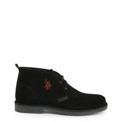 Pantofi siret U.s. Polo Assn. MUST3119S4_S19A Negru
