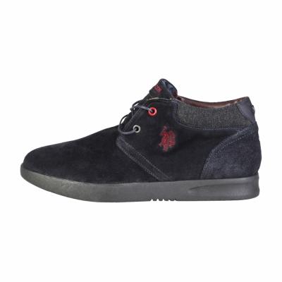 Pantofi siret U.s. Polo DYRON4106W7 Albastru