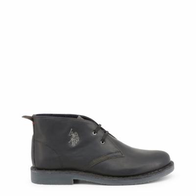 Pantofi siret U.s. Polo MUST3119S4 Negru