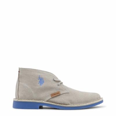 Pantofi siret U.s. Polo MUST3169S8_C1 Maro