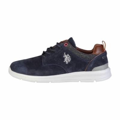 Pantofi siret U.s. Polo WALDO4004W7 Albastru