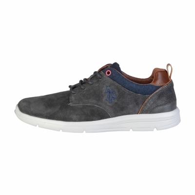 Pantofi siret U.s. Polo Assn. WALDO4004W7 Gri
