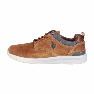 Pantofi siret U.s. Polo Assn. WALDO4004W7 Maro