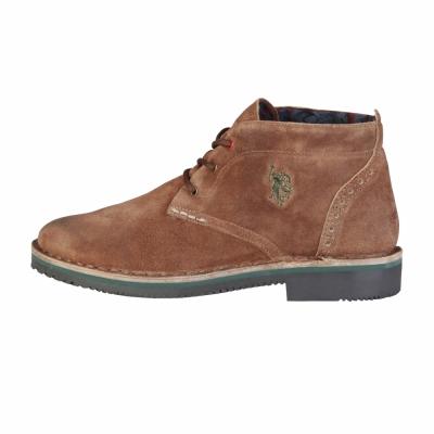 Pantofi siret U.s. Polo Assn. WALT3036W7 Maro