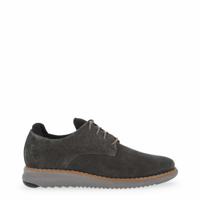 Pantofi siret U.s. Polo YAGI4079W8 Gri