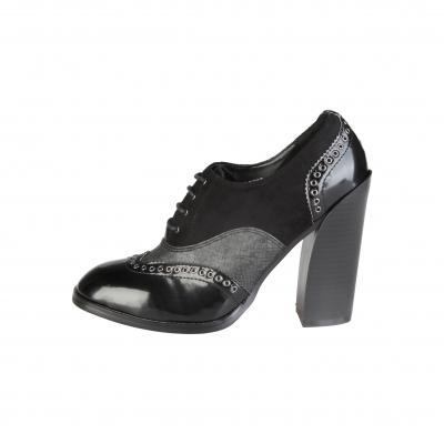 Pantofi siret V 1969 ARLETTE Negru