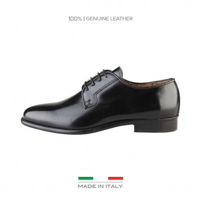 Pantofi siret V 1969 JACQUES Negru