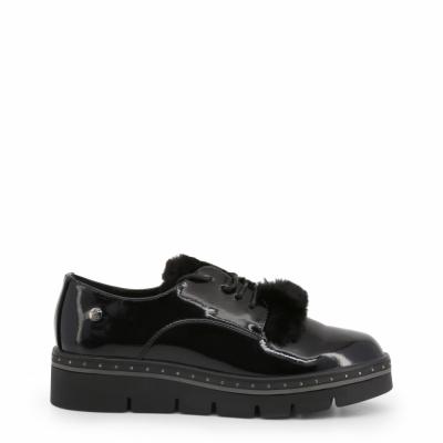 Pantofi siret Xti 48392 Negru