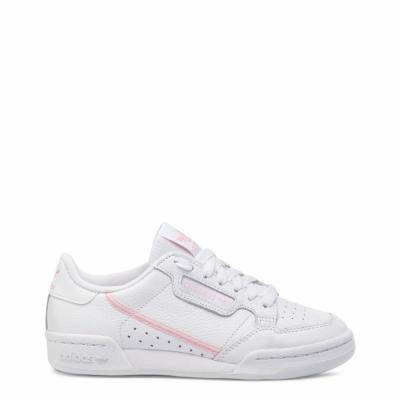 Pantofi sport Adidas Continental80W Alb
