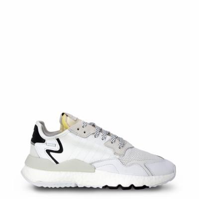 Pantofi sport Adidas NiteJoggerMan Alb