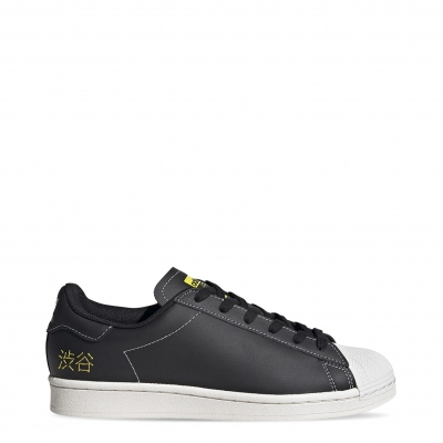 Pantofi sport Adidas SuperstarPure Negru