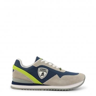 Pantofi sport Automobili Lamborghini E0XVBSA1 Albastru