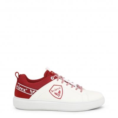 Pantofi sport Avirex AV01M80631 Alb